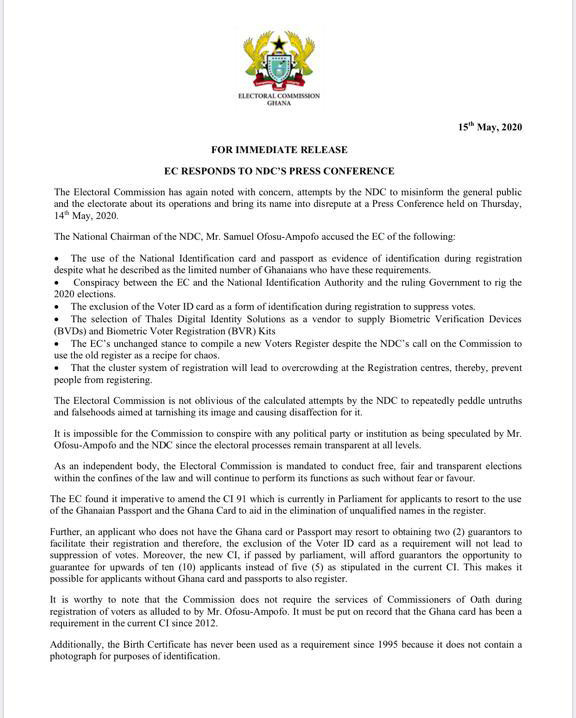 Ghana commissioner of oaths
